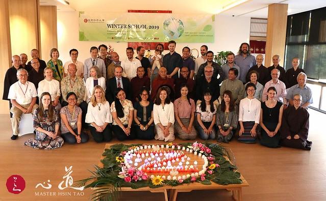 20190122 緬甸生命和平大學冬季實驗學校閉幕式