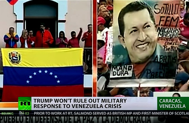 Venezuela Coup Attempt + The US Strategy for Regime Change in Venezuela