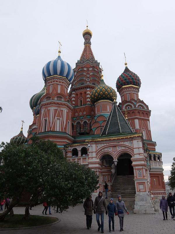 Москва - Храм Василия Блаженного