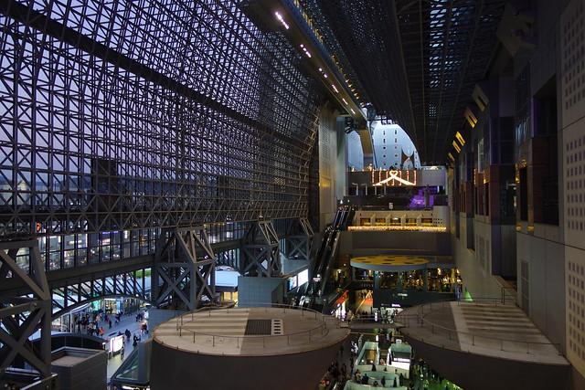 京都駅ビル (2019/01)