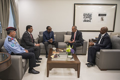 President Kagame arrives in Jordan to attend Aqaba meeting on East Africa |Aqaba, 9 December 2018