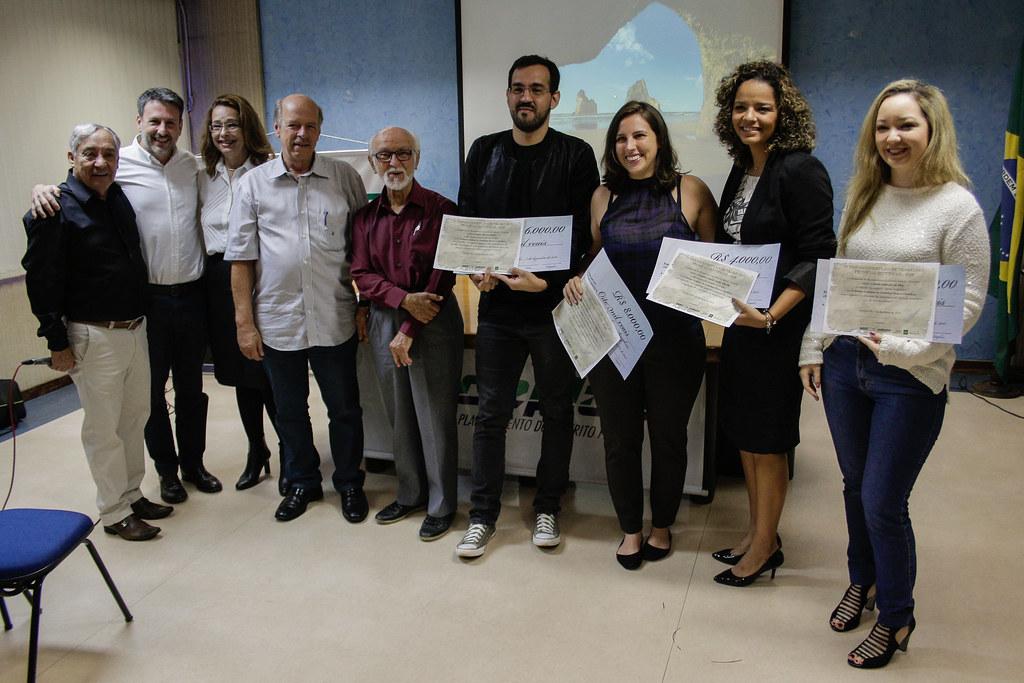 4° Premio Codeplam de trabalhos cientificos