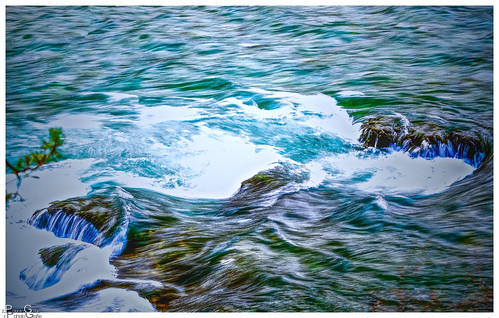 Im Fluss des Lebens / In the flow of life