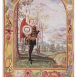 Splendor Solis Plate IX - The Fifth Parable