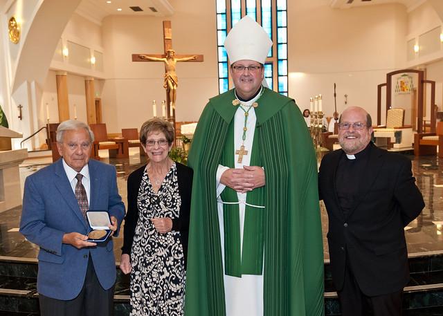 2018 St. Jude Medal Award Prayer Ceremony