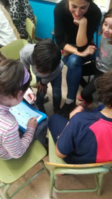 grupos interactivos 2º EP