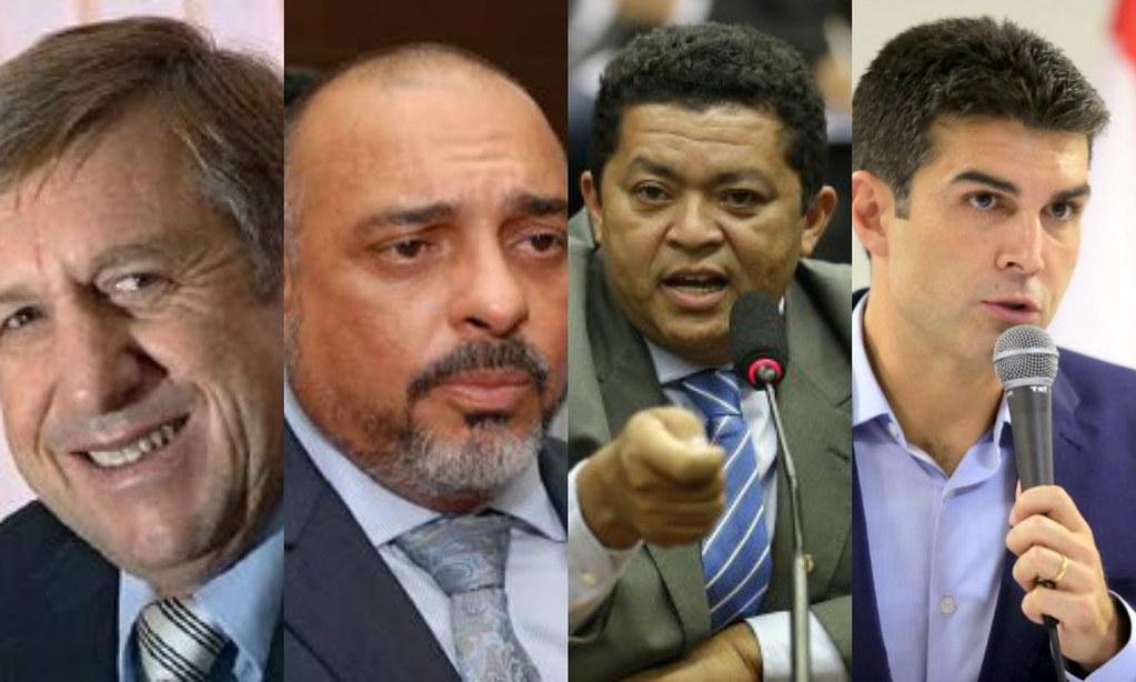 Inocêncio Gasparim é o naco reservado ao PT no governo Helder Barbalho, Helder e seu secretariado