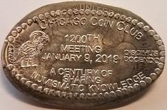 Chicago Coin Club horizontal 1200 elongate