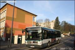 Irisbus Citélis Line - RATP (Régie Autonome des Transports Parisiens) / STIF (Syndicat des Transports d'Île-de-France) n°3741
