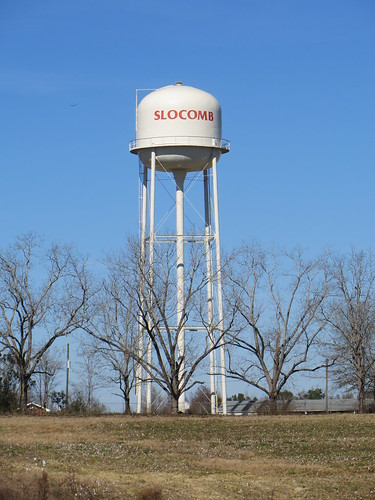 Water Tower (South) Slocomb AL