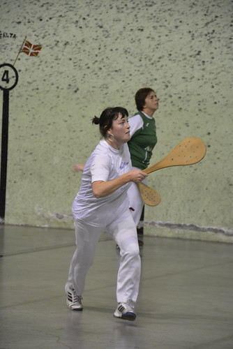 Binakako pala eta frontenis finala