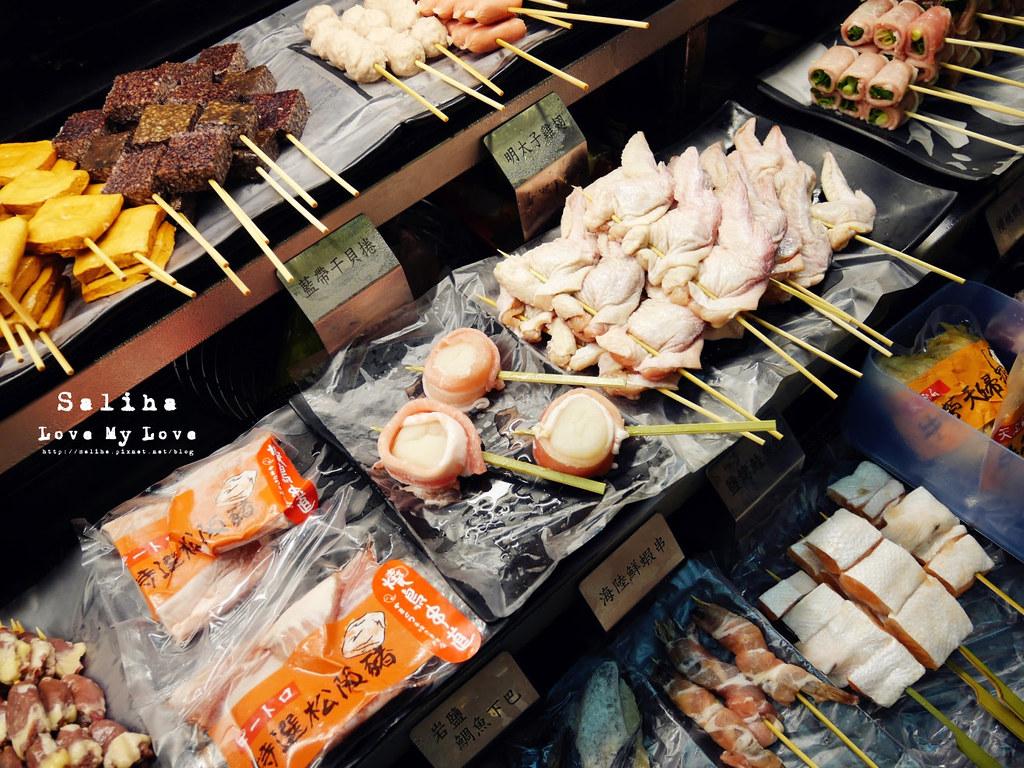 新北永和永安市場站附近好吃餐廳美食串燒居酒屋推薦燒鳥串道 (3)
