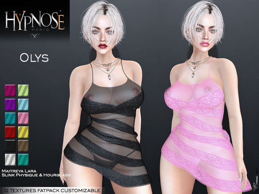 HYPNOSE – OLYS ♥BLACK FRIDAY WEEK ♥