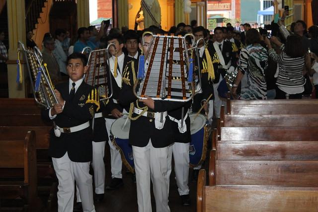 Eucaristía Final Banda de Honor