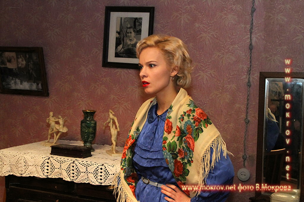 Актриса - Стрельникова Полина роль Катя в телсериале Декабристка.