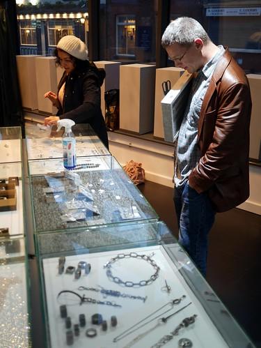 Jewellery Quarter Open Studios - Quo Creations - 1