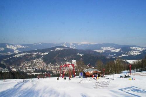 Jednodenní skipas do skiareálu KAMENEC s 30 % slevou do konce zimní sezóny 2018/19