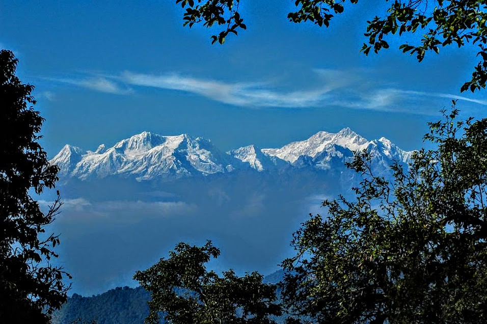Tinkitam is a small town in South Sikkim India which is