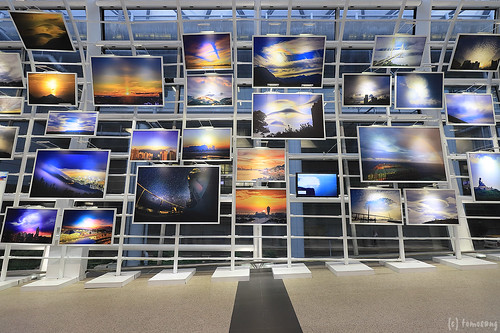Photo Exhibition - cloud sourcing