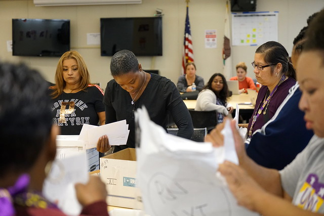 LA County Nurse Strike Vote Count