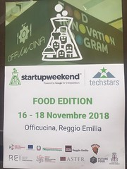 StartUpWeekEnd - FOOD Edition