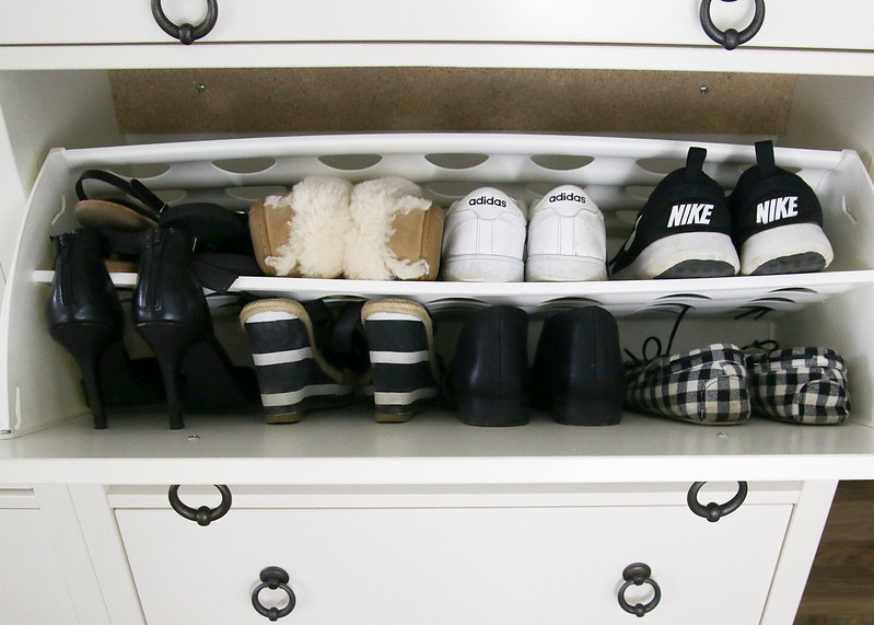 Small Space Shoe Storage Cabinet