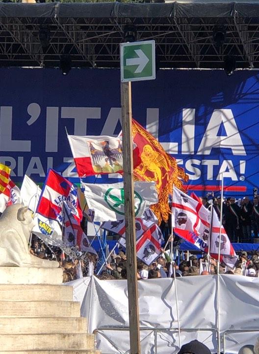 Lega Vallo di Diano Roma