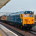 <p><a href=&quot;http://www.flickr.com/people/britishrail1980sand1990s/&quot;>British Rail 1980s and 1990s</a> posted a photo:</p>&#xA;&#xA;<p><a href=&quot;http://www.flickr.com/photos/britishrail1980sand1990s/32370310878/&quot; title=&quot;50050 56094 3S71 Chester (2)&quot;><img src=&quot;http://farm5.staticflickr.com/4913/32370310878_d5a16b18ca_m.jpg&quot; width=&quot;240&quot; height=&quot;160&quot; alt=&quot;50050 56094 3S71 Chester (2)&quot; /></a></p>&#xA;&#xA;<p>50050 'Fearless' + 56094 / 56087 at Chester on 3S71 21:20 Shrewsbury Coleham - Shrewsbury Coleham via central and north Wales RHTT on 08/12/18. The 50 was attached from Crewe to mark the end of the RHTT season.<br />&#xA;<br />&#xA;Thanks to Trainspotting Central Photography for the tip off.</p>
