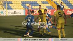 Villarreal B 1-0 CF Badalona (05/01/2019), Jorge Sastriques