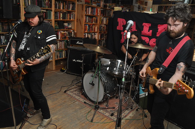 Criminal Kids at Black Squirrel Books