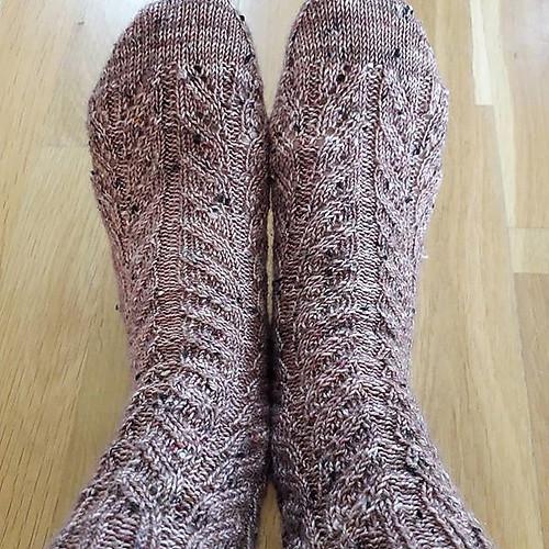Pannouschka's Aura Socks