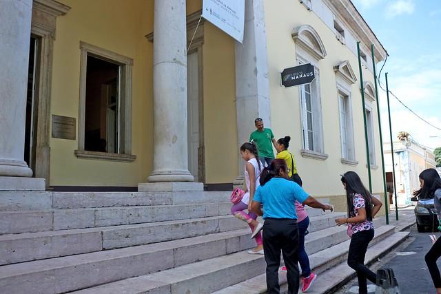 24.01.19 Uma tarde no Museu da Cidade de Manaus
