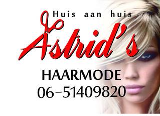 Astrids Haarmode