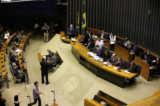 15.03.2019 Prefeito Arthur Virgílio Neto abre sessão solene em homenagem a Suframa em Brasília