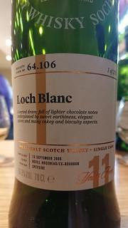 SMWS 64.106 - Loch Blanc
