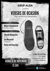 Presentación libro Verso de Ocasión