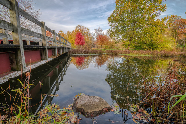 Bonneyville Bridge #2