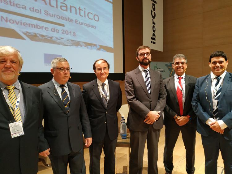 El Puerto de Algeciras participa en el Foro Corredor Ferroviario Atlántico