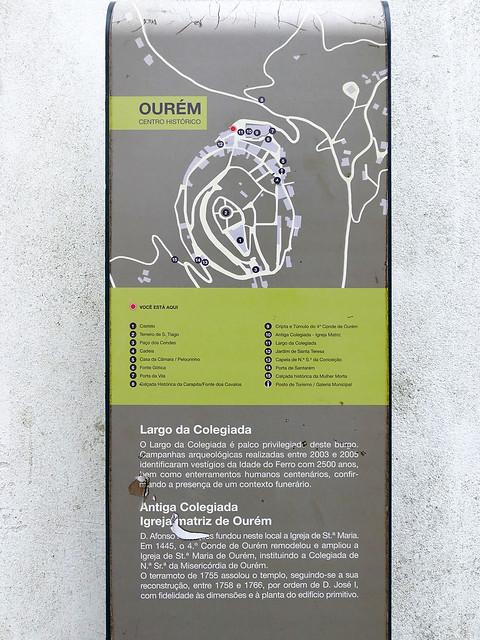 Iglesia Colegiada de Nuestra Señora de las Misericordias (Ourém, Portugal)