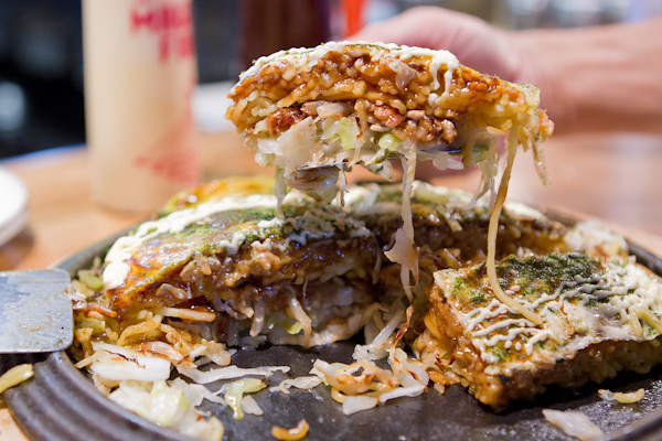 Chinchikurin: Hiroshima Okonomiyaki