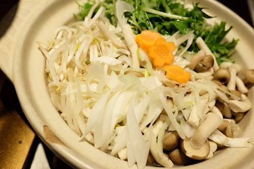 牡蠣鍋 酒粕味噌仕立て
