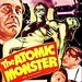 Best Film Posters : 'The Atomic Monster' - Fantastic A4 Glossy Print Taken From A Vintage Mo...