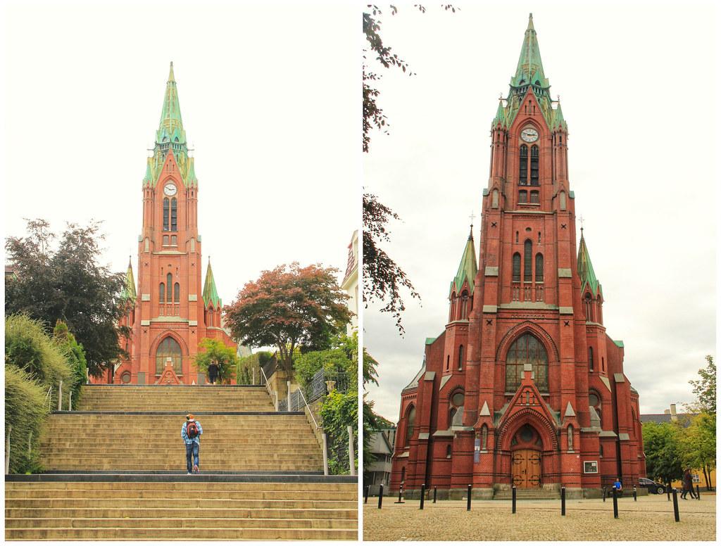 St. John's Church, Bergen