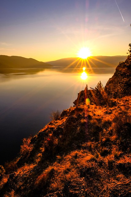 Kalamalka lake, Vernon BC, Fujifilm X-Pro2, XF16-55mmF2.8 R LM WR