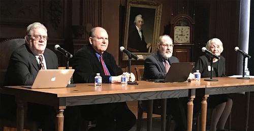 MCA 2018 Boston conference panel participants