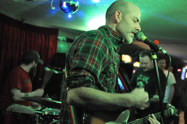 Andrew Vincent & The Pirates at House of Targ