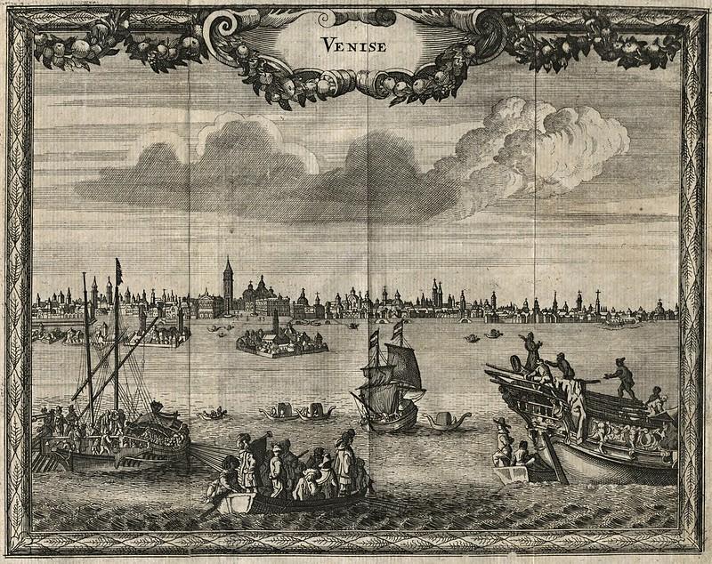 Henri du Sauzet - Venise (1739)