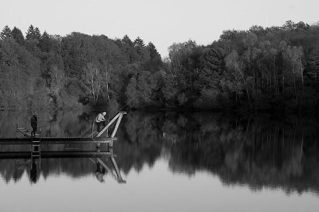 lac aux pecheurs