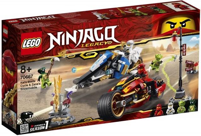 LEGO Ninjago Legacy 2019 70667 01