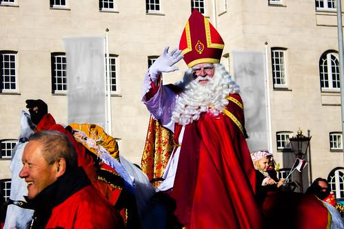 Sinterklaas y Amérigo